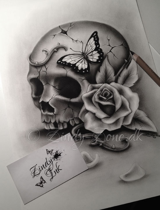 beauty and decay zindy ink tattoo artist illustrator. Black Bedroom Furniture Sets. Home Design Ideas