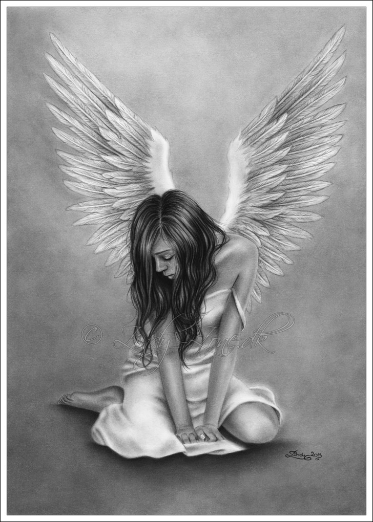 Heartbroken Angel