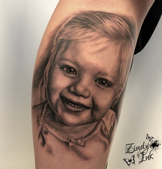 Tattoos By Zindy Ink Original Designs And Realism