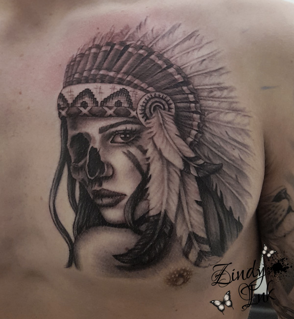 Tattoos by Zindy Ink. ...